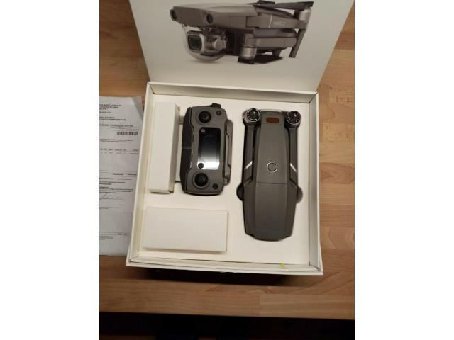 DJI Mavic 2 Pro con telecamera con sensore Video HDR 4K a 10 bit - 2/3