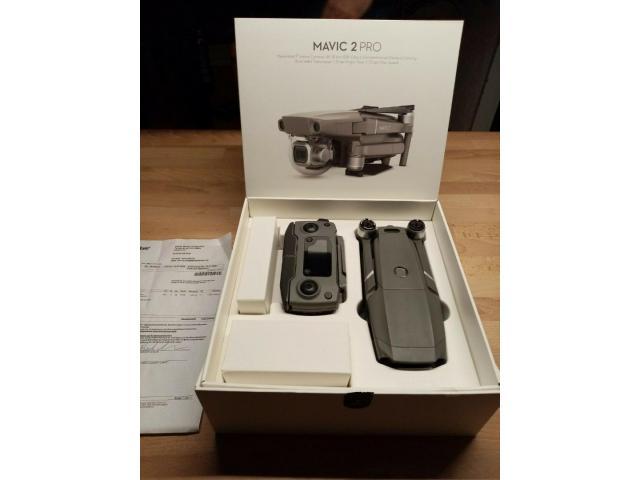DJI Mavic 2 Pro con telecamera con sensore Video HDR 4K a 10 bit - 3/3