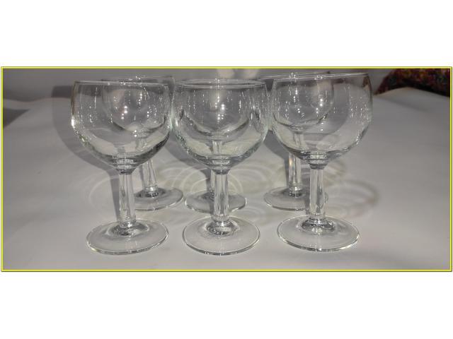 Bicchieri Cristallo Calici 19,5 cl - 1/9