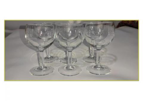 Bicchieri Cristallo Calici 19,5 cl