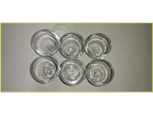 Bicchieri Cristallo Calici 19,5 cl - 3/9