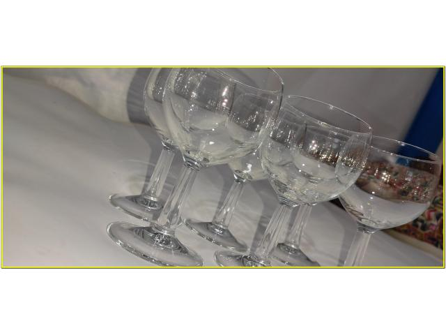 Bicchieri Cristallo Calici 19,5 cl - 6/9