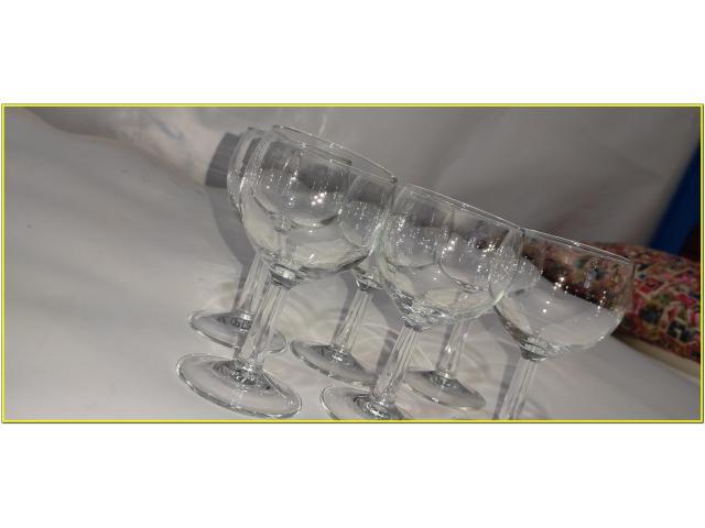 Bicchieri Cristallo Calici 19,5 cl - 7/9