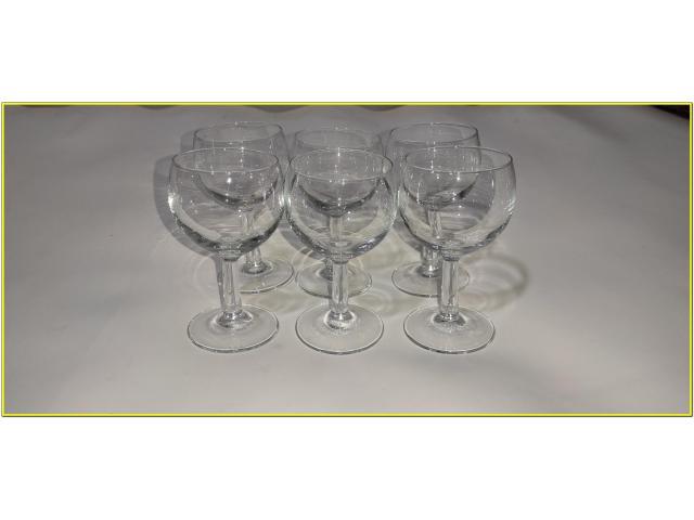 Bicchieri Cristallo Calici 19,5 cl - 8/9