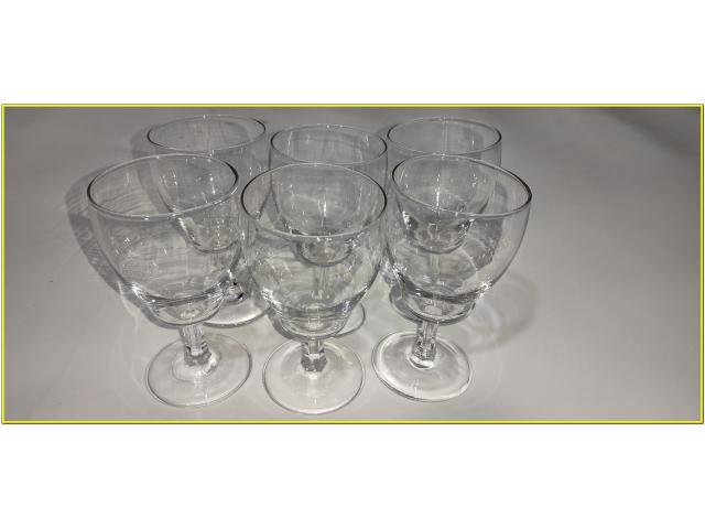 Bicchieri Cristallo Calici 24 cl - 1/8