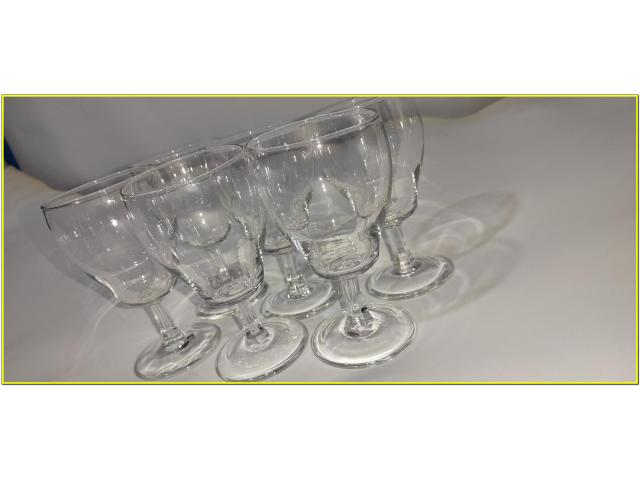 Bicchieri Cristallo Calici 24 cl - 3/8