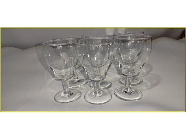 Bicchieri Cristallo Calici 24 cl - 4/8