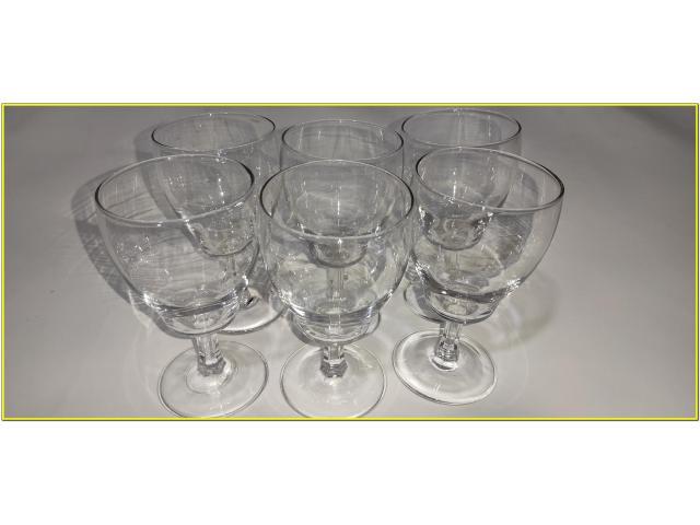 Bicchieri Cristallo Calici 24 cl - 5/8