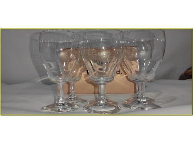 Bicchieri Cristallo Calici 24 cl - 7/8