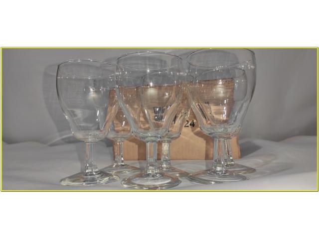 Bicchieri Cristallo Calici 24 cl - 8/8