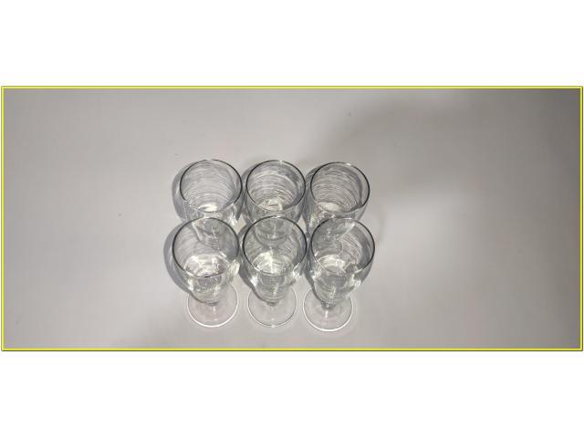 Bicchieri Cristallo Calici Flute Flut Da Champagne Spumante 17 cl - 1/6
