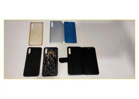 Stock 5 Cover Samsung A7 2018