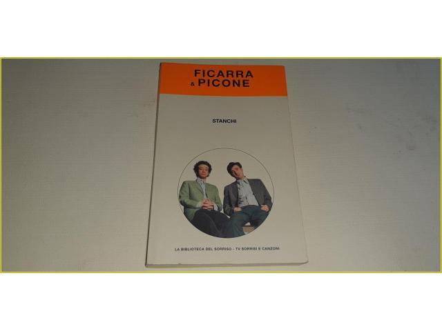 Libro Ficarra e Picone Stanchi - 1/4