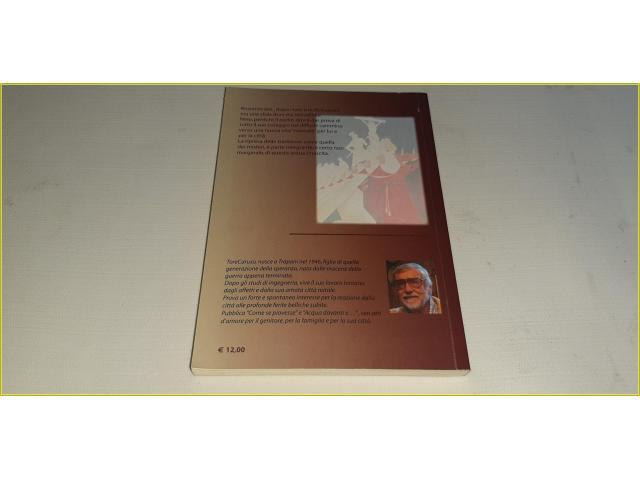 Libro Romanzo La Console della Lavanda di Tore Caruso - 2/4