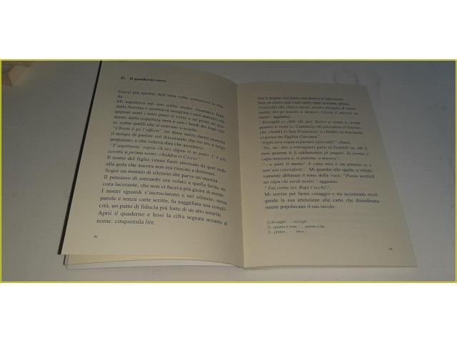 Libro Romanzo La Console della Lavanda di Tore Caruso - 4/4