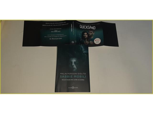 Libro Sabbie mobili Tre settimane per capire un giorno - Malin Persson Giolito - 5/6