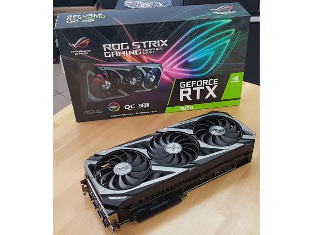 GEFORCE RTX 3090/RTX 3080/ RTX 3080 Ti/ RTX 3070/RTX 3060 Ti / RTX 3060/RADEON RX 6900 XT / Radeon R - 1/9