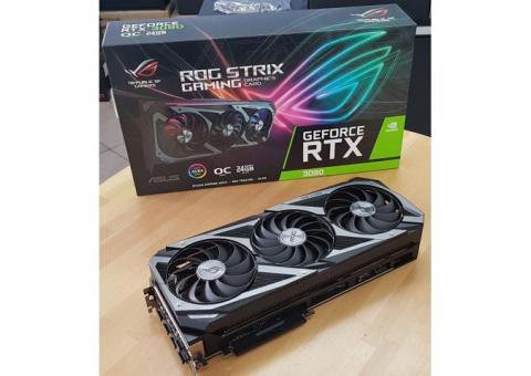 GEFORCE RTX 3090/RTX 3080/ RTX 3080 Ti/ RTX 3070/RTX 3060 Ti / RTX 3060/RADEON RX 6900 XT / Radeon R