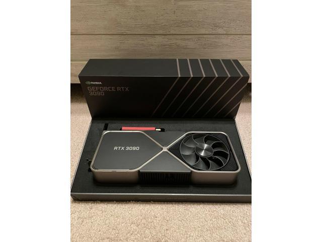 GEFORCE RTX 3090/RTX 3080/ RTX 3080 Ti/ RTX 3070/RTX 3060 Ti / RTX 3060/RADEON RX 6900 XT / Radeon R - 9/9