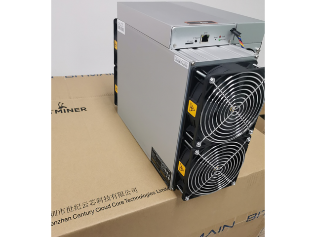 Bitmain AntMiner S19 Pro 110Th, Antminer S19 95TH,Innosilicon A10 PRO 750MH/s, Canaan AVALON A1246 - 1/10