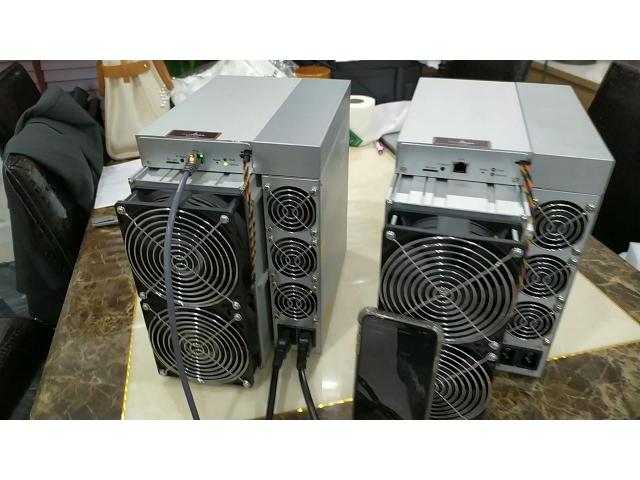 Bitmain AntMiner S19 Pro 110Th, Antminer S19 95TH,Innosilicon A10 PRO 750MH/s, Canaan AVALON A1246 - 4/10