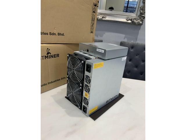 Bitmain AntMiner S19 Pro 110Th, Antminer S19 95TH,Innosilicon A10 PRO 750MH/s, Canaan AVALON A1246 - 5/10