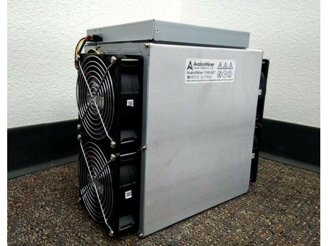 Bitmain AntMiner S19 Pro 110Th, Antminer S19 95TH,Innosilicon A10 PRO 750MH/s, Canaan AVALON A1246 - 10/10