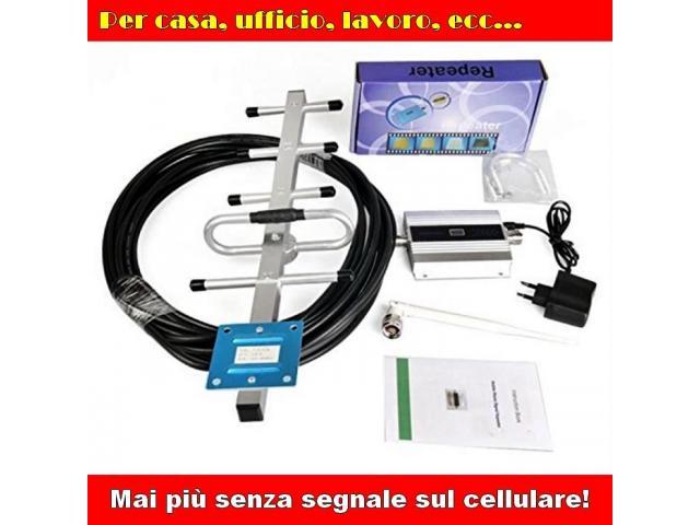 Per ufficio e casa Amplificatore Ripetitore GSM per telefoni cellulari - 1/1